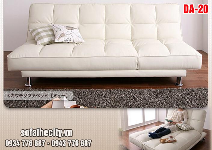 sofa giuong cao cap 3 trong 1 da20 08
