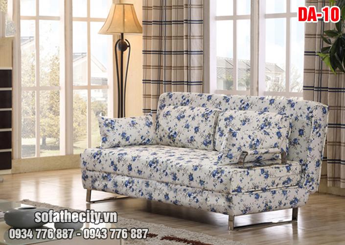 Mẫu Sofa Giường Họa Tiết Cực Đẹp