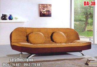 Sofa Bed Màu Đỏ Sang Chảnh