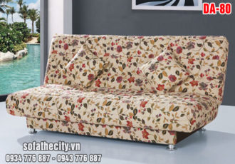 Sofa Giường Họa Tiết Đẹp