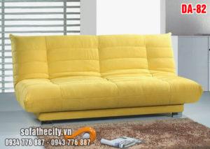 Sofa Giường Cao Cấp Màu Vàng Cực Đẹp