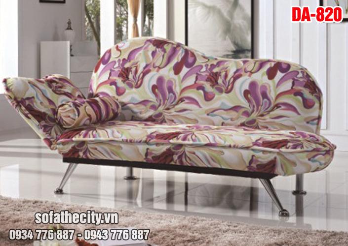 Sofa Đa Năng Cao Cấp 3 Trong 1 Họa Tiết Đẹp