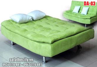Sofa Bed Màu Xanh Giá Rẻ