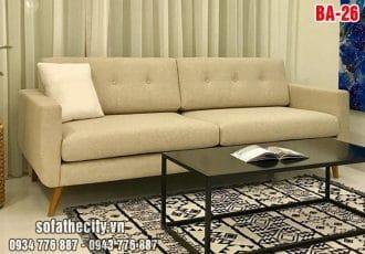 Sofa Băng Vải Bố Cực Chất