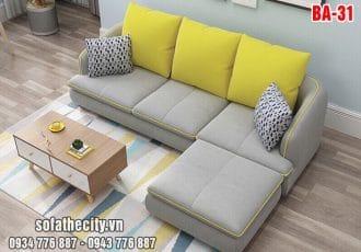 Sofa Băng Viền Cao Cấp