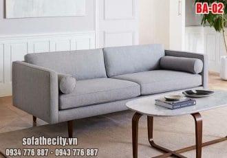 Sofa Băng 2 Chỗ Kiểu Dáng Hiện Đại