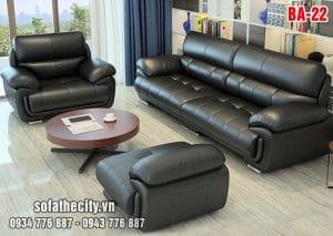 Sofa Băng Trọn Bộ Cho Phòng Giám Đốc