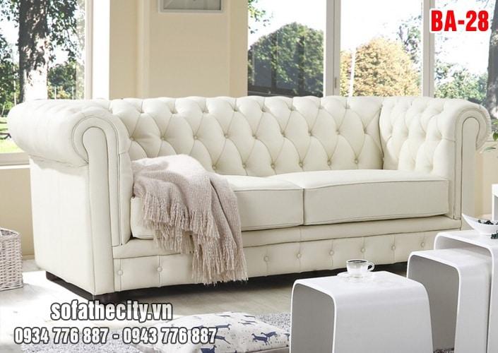 Sofa Băng Cổ Điển Màu Đẹp