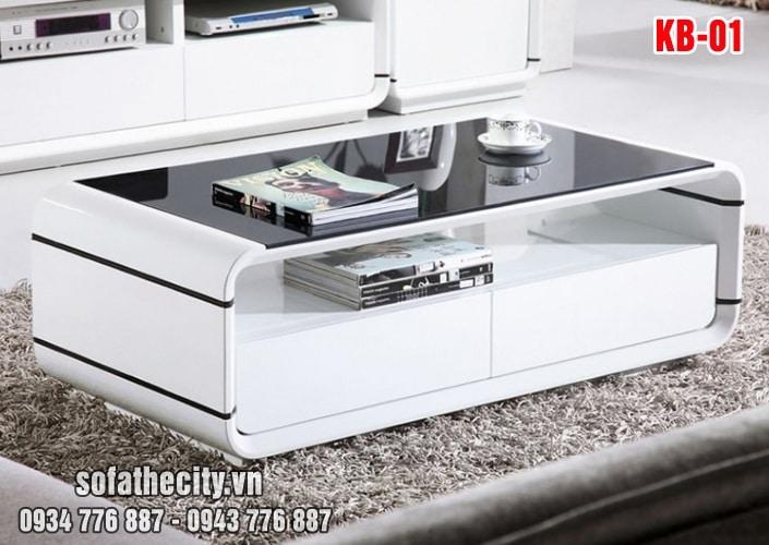 Combo Kệ Tivi – Bàn Sofa Siêu Cao Cấp - KB001