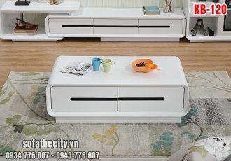 Combo Kệ Tivi – Bàn Sofa Siêu Đẹp - KB120