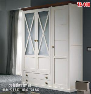 Tủ Quần Áo Cao Cấp – TA100