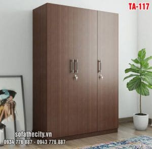 Tủ Quần Áo Cao Cấp – TA114