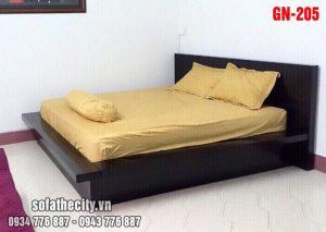Giường Ngủ Kiểu Nhật Hiện Đại GN205