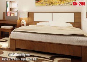Giường Ngủ Kiểu Nhật Hiện Đại GN206