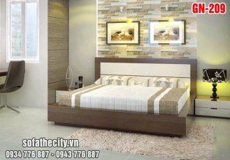 Giường Ngủ Kiểu Nhật Hiện Đại GN209