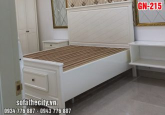 Giường Ngủ Kiểu Nhật Hiện Đại GN215