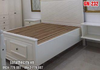 Giường Ngủ Kiểu Nhật Hiện Đại - GN232