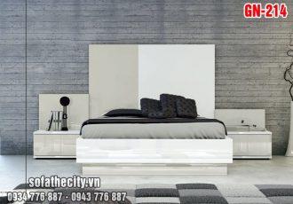 Giường Ngủ Kiểu Nhật Hiện Đại - GN214