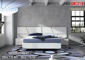 Giường Ngủ Kiểu Nhật Hiện Đại - GN219