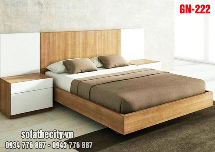 Giường Ngủ Kiểu Nhật Hiện Đại - GN222