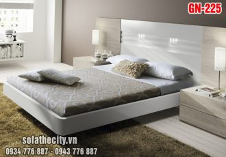 Giường Ngủ Kiểu Nhật Hiện Đại - GN225