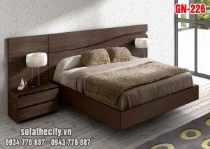 Giường Ngủ Kiểu Nhật Hiện Đại - GN226