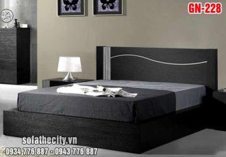 Giường Ngủ Kiểu Nhật Hiện Đại - GN228