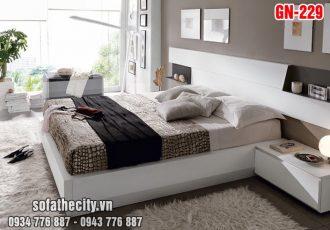 Giường Ngủ Kiểu Nhật Hiện Đại - GN229