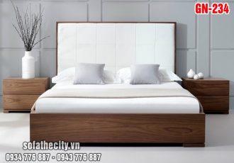 Giường Ngủ Kiểu Nhật Hiện Đại - GN233
