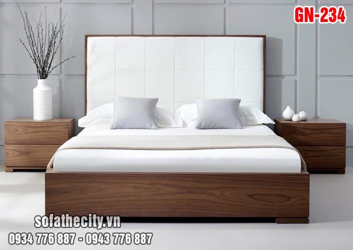 Giường Ngủ Kiểu Nhật Hiện Đại - GN234