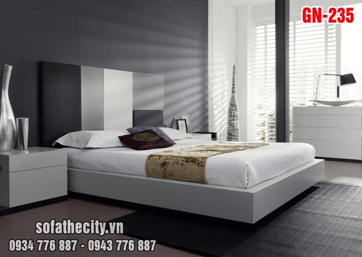 Giường Ngủ Kiểu Nhật Hiện Đại - GN235