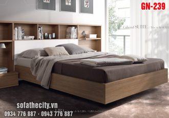 Giường Ngủ Kiểu Nhật Hiện Đại - GN239