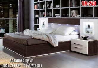 Giường Ngủ Kiểu Nhật Hiện Đại - GN240