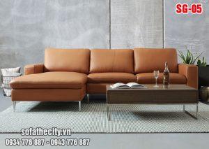 Sofa Góc Đơn GiảnGía Rẻ