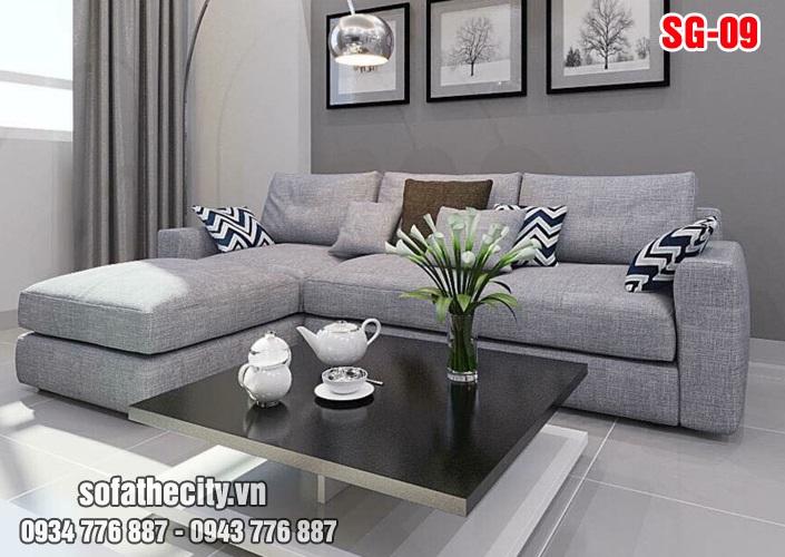 Sofa góc cho không gian nhỏ