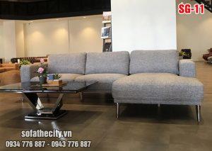 Sofa GócL Vải Bố Rất Đẹp