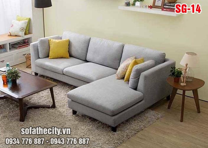 Sofa Góc Giá Rẻ HCM