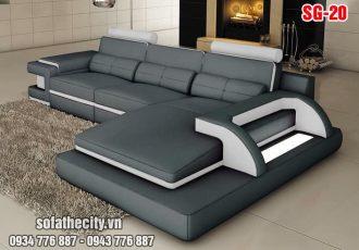 Sofa Góc Hiện Đại Sang Trọng
