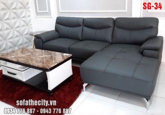 Sofa góc nhập khẩu cao cấp