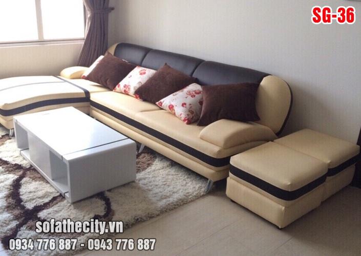 Sofa Góc Cho Căn Hộ Nhỏ Xinh