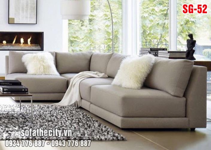 Sofa Góc Đơn Giản Gía Rẻ