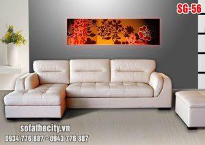 Sofa Góc Chữ L Mẫu Đẹp Nhập Khẩu