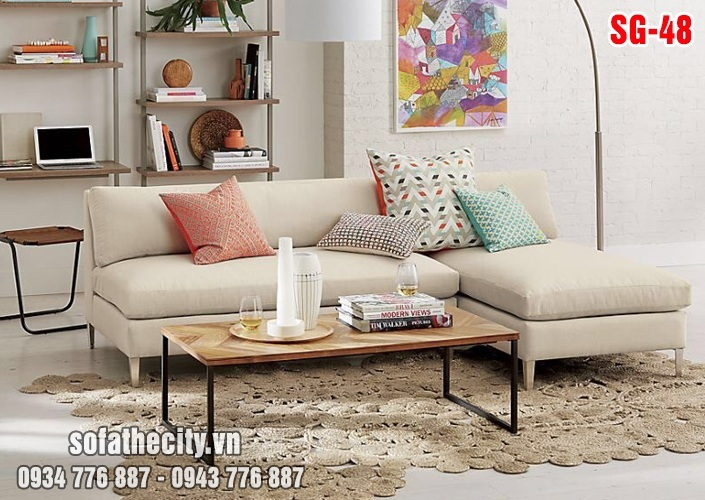 Sofa góc siêu gọn