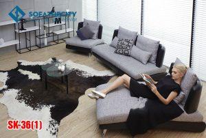 Sofa Phòng Khách Cao Cấp SK 36