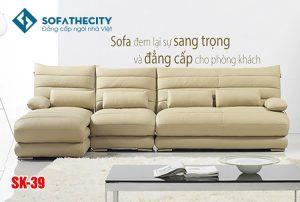 Sofa Phòng Khách Cao Cấp SK 39
