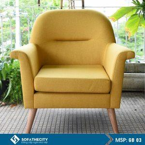 Ghế Sofa Đơn - GĐ 03