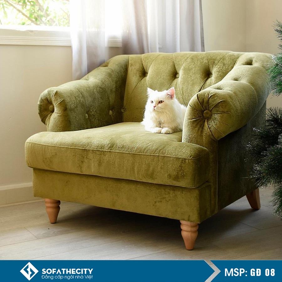 ghế sofa đơn gđ 08