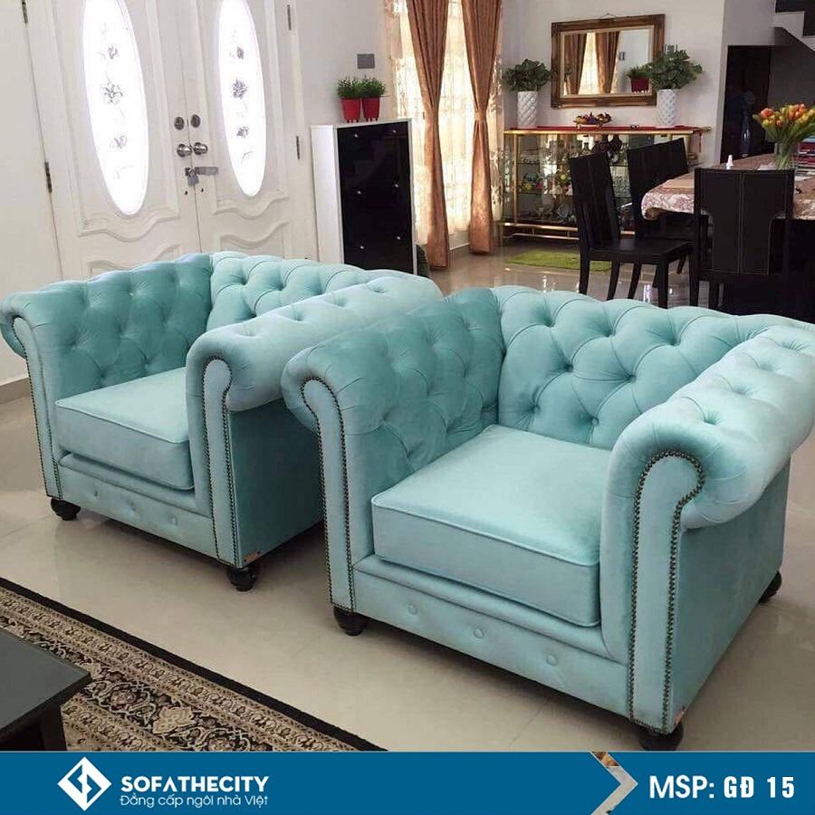 ghế sofa đơn gđ 15