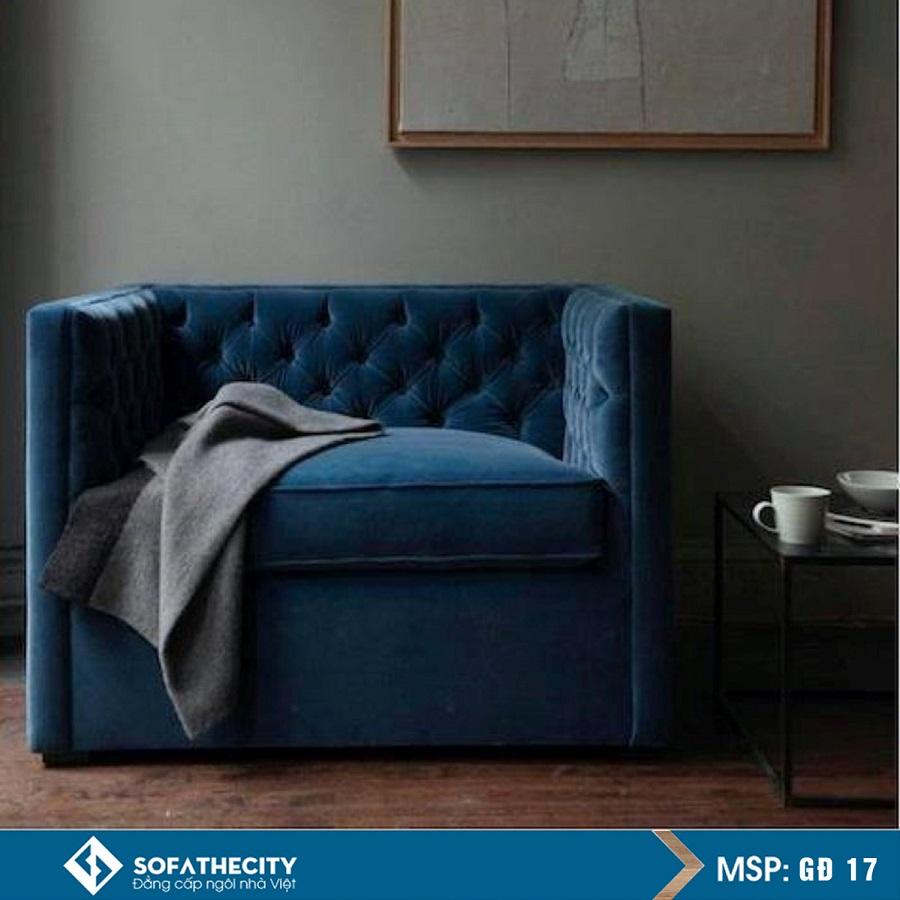 ghế sofa đơn gđ 17