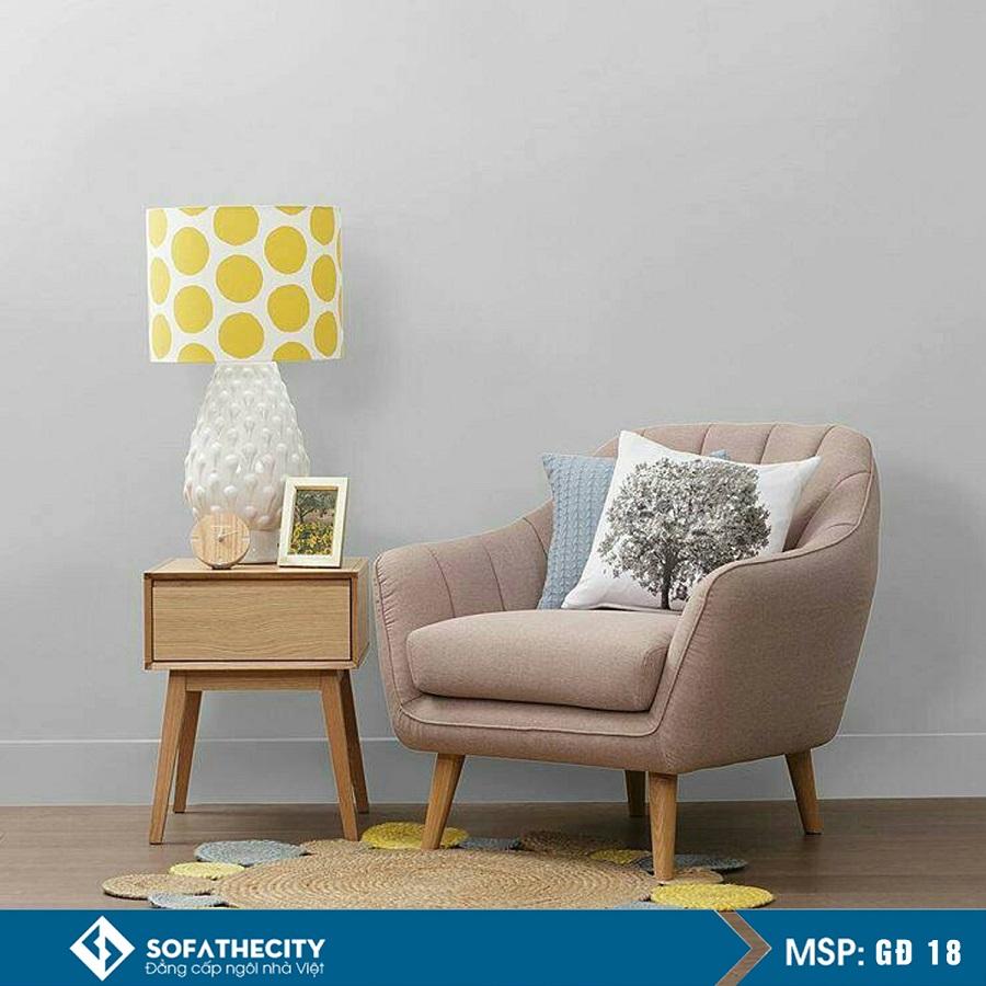 ghế sofa đơn gđ 18